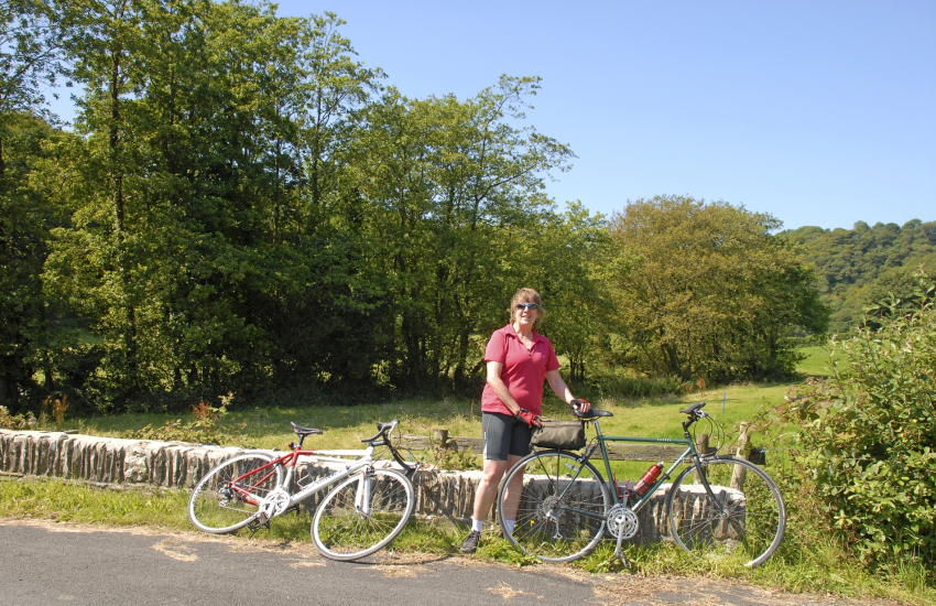 Cycle The Celtic Trail through the Gwaun Valley