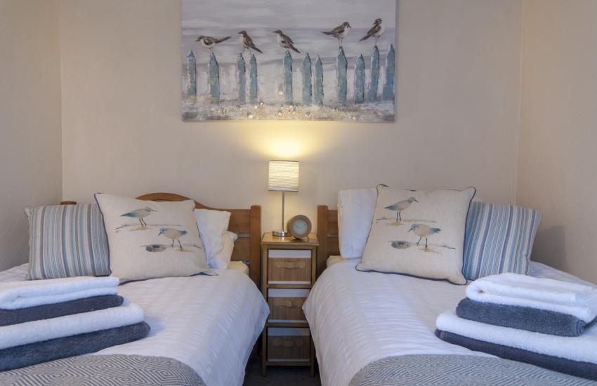 Cardigan Bay  - cosy holiday retreat