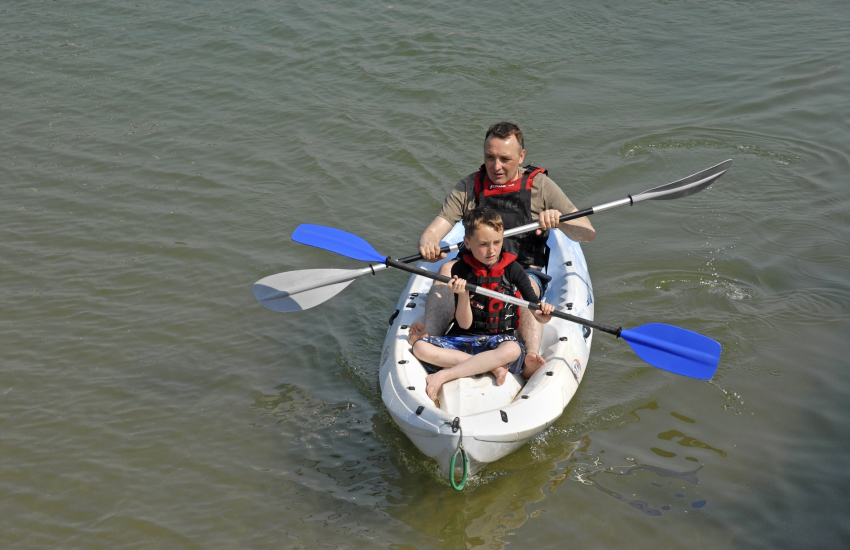 Cardigan Bay Watersport's  offer variety of water sports
