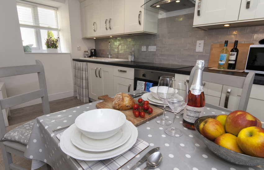 Romantic retreat Pembrokeshire - for two
