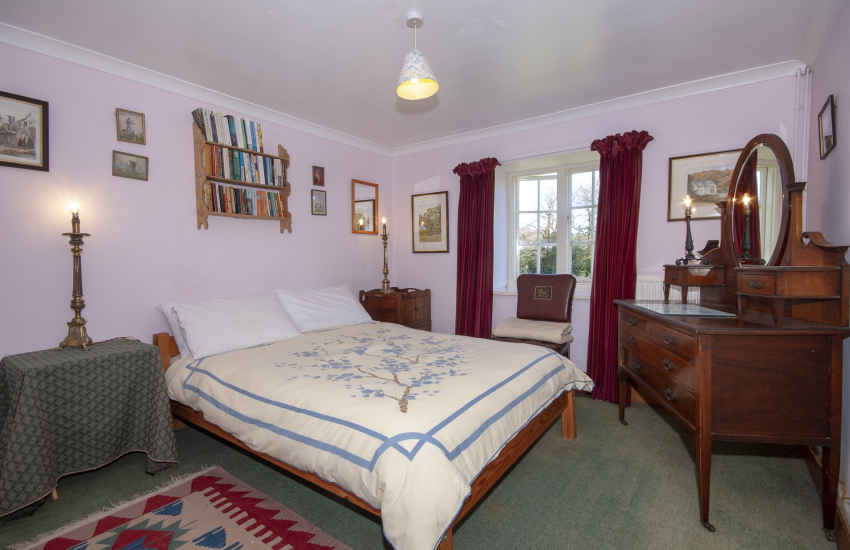 Gwaun Valley holiday home - double with small en suite shower