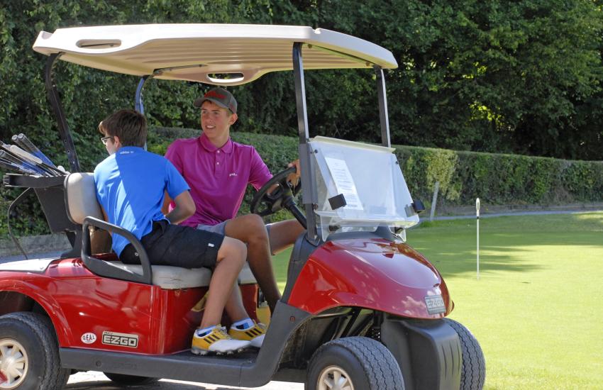 Pembrokeshire championship golf courses