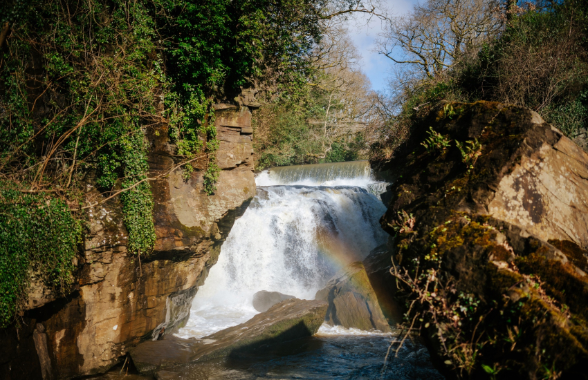 Aberdulais Waterfall (N.T.)