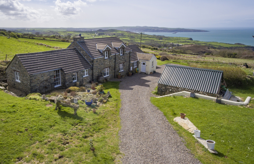 Holiday cottage Dinas Cross Pembrokeshire
