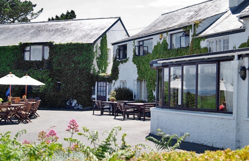 Porth Tocyn Country House Hotel and restaurant