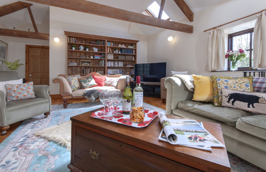 Gower holiday home with wifi and 52