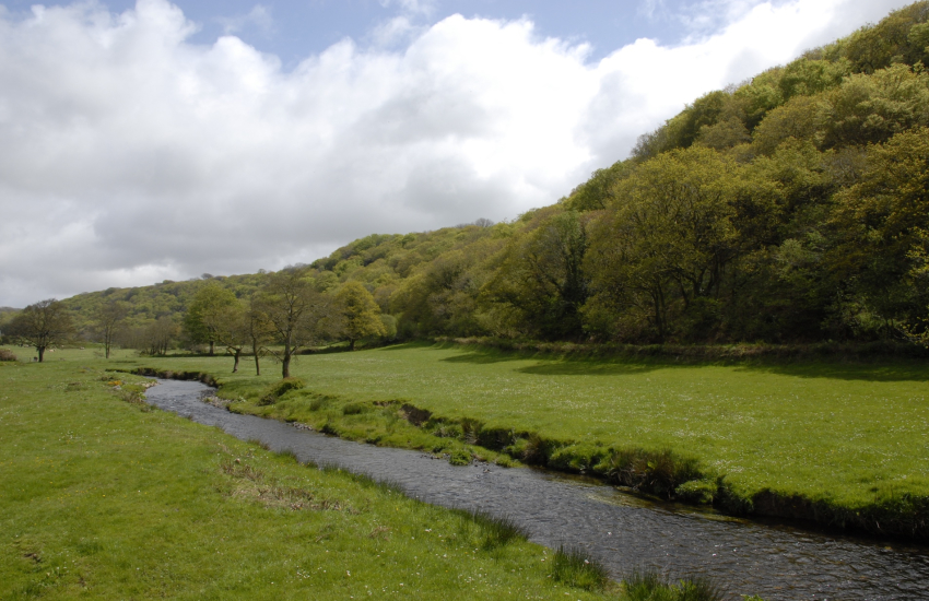 Gwaun Valley is lovely for long walks and picnics