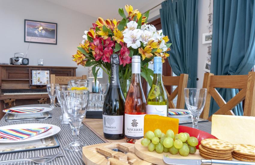 Llain Gwynfor, Trefin - luxury holiday cottage