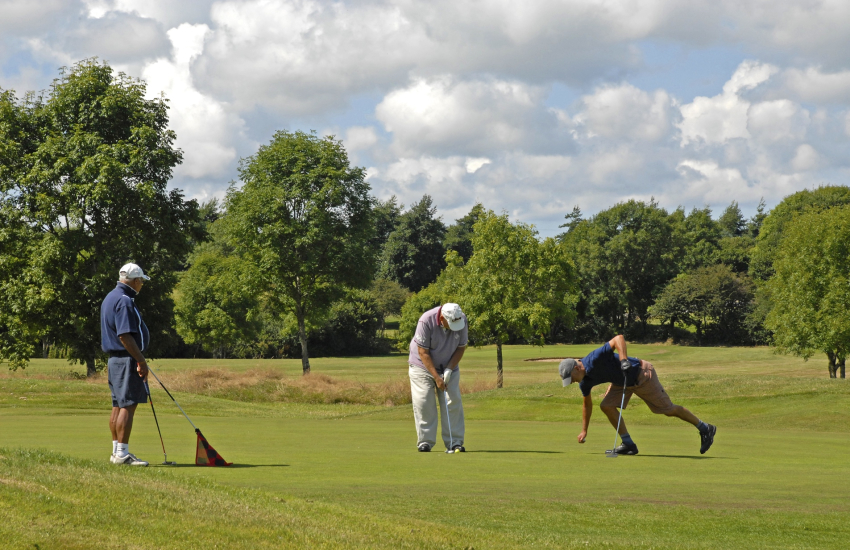 Priskilly Forest Golf Club - a challenging 9 hole course