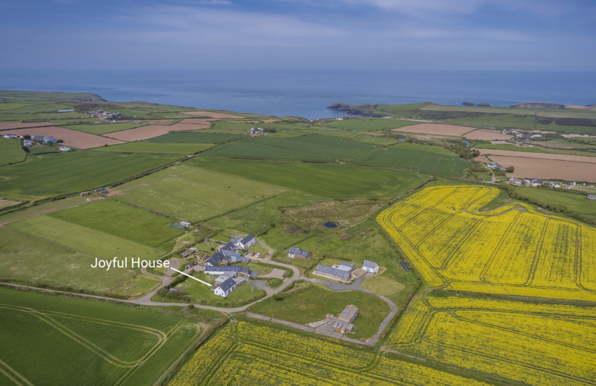 Joyful House Aerials Ground Pics QC May 2018 4