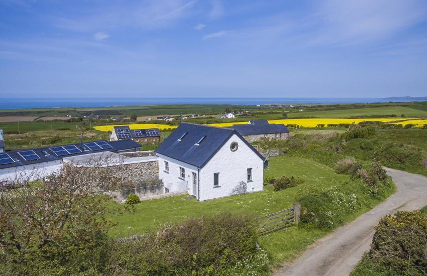 Joyful House Aerials Ground Pics QC May 2018 47