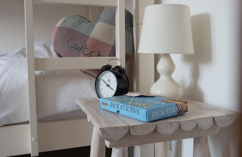 Aberdaron holiday cottage sleeping 6  - bedroom