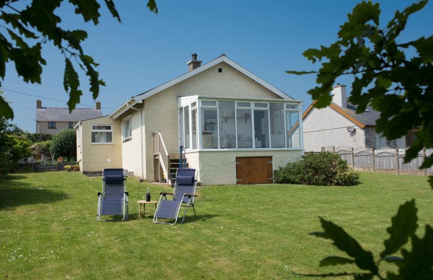 Holiday cottage Aberdaron -  exterior