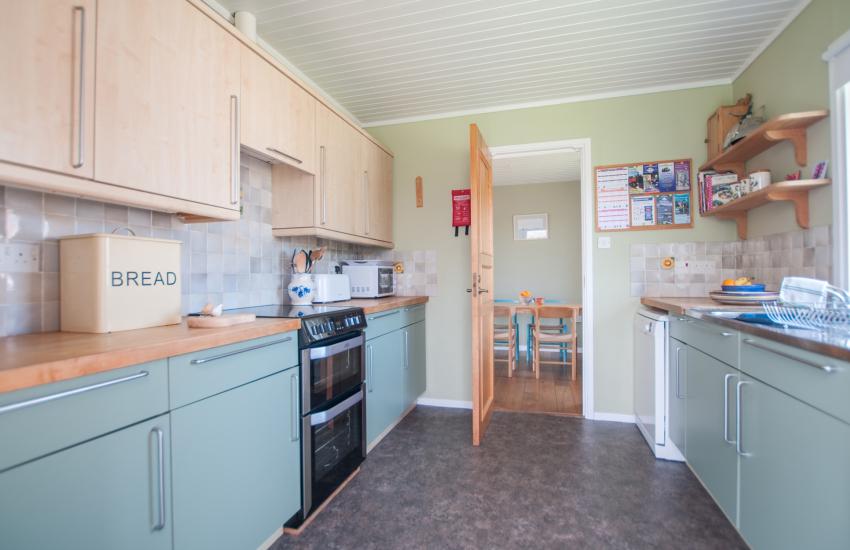 Holiday cottage Aberdaron -  kitchen