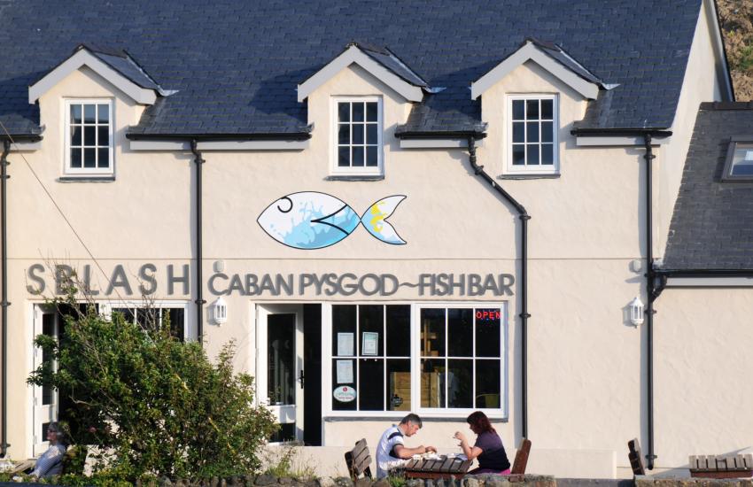 Splash Fish and Chip Shop Aberdaron