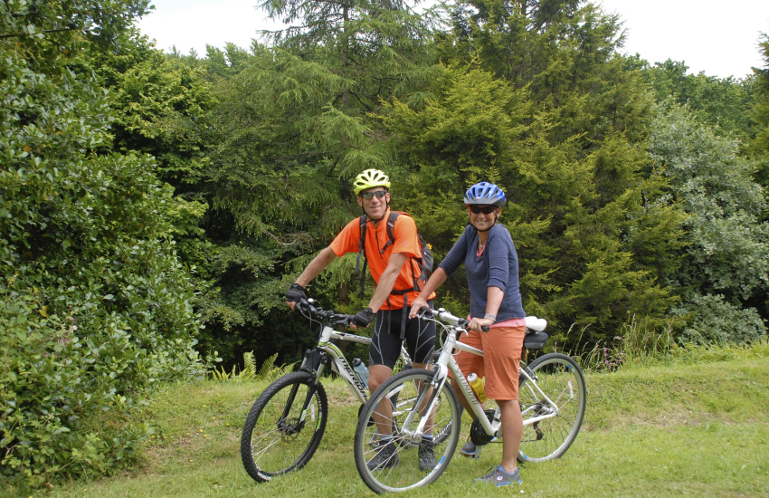 'Mikes Bikes' offer high quality adult and child mountain bikes
