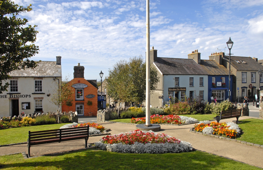 St Davids is Britains smallest city