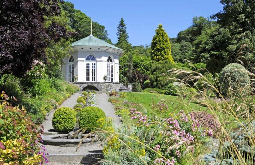 Colby Woodland Garden (National Trust) - a woodland garden bursting with wildlife and colour throughout the year