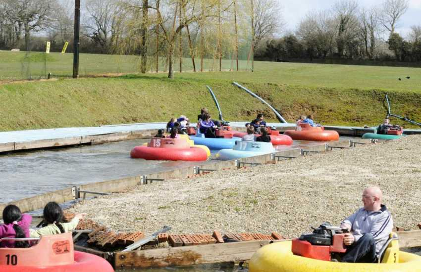 Heatherton Activity Centre and a variety of family attractions offer fun packed days out all within an easy drive
