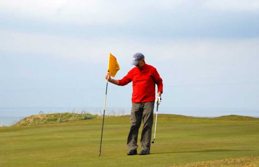 For the keen golfer there are a variety of courses to choose from - Cardigan, Penrhos, Aberystwyth and Borth are all within an easy drive