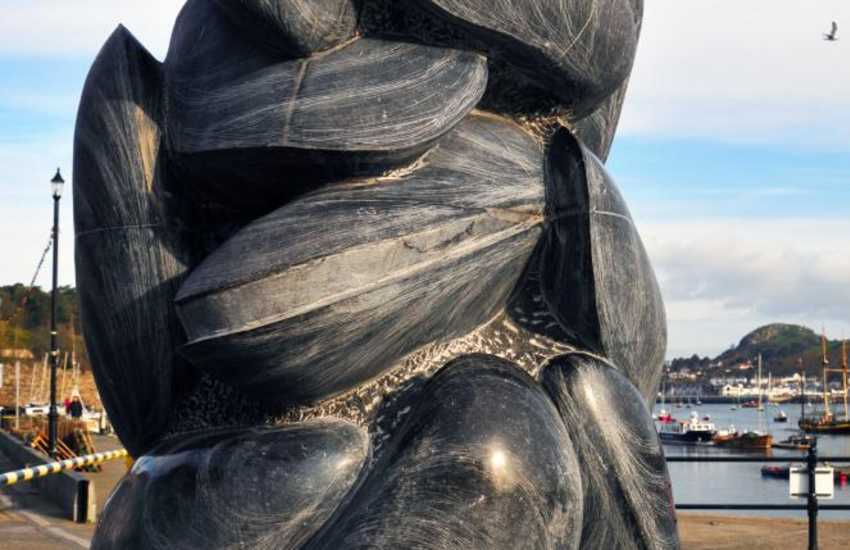 Conwy is famous for its mussels, buy them fresh on Conwy Quay