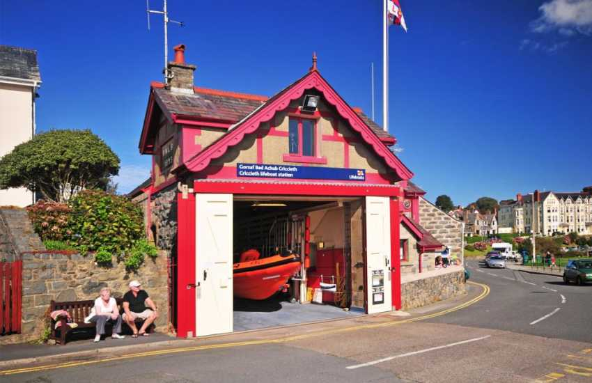 Criccieth lifeboat station