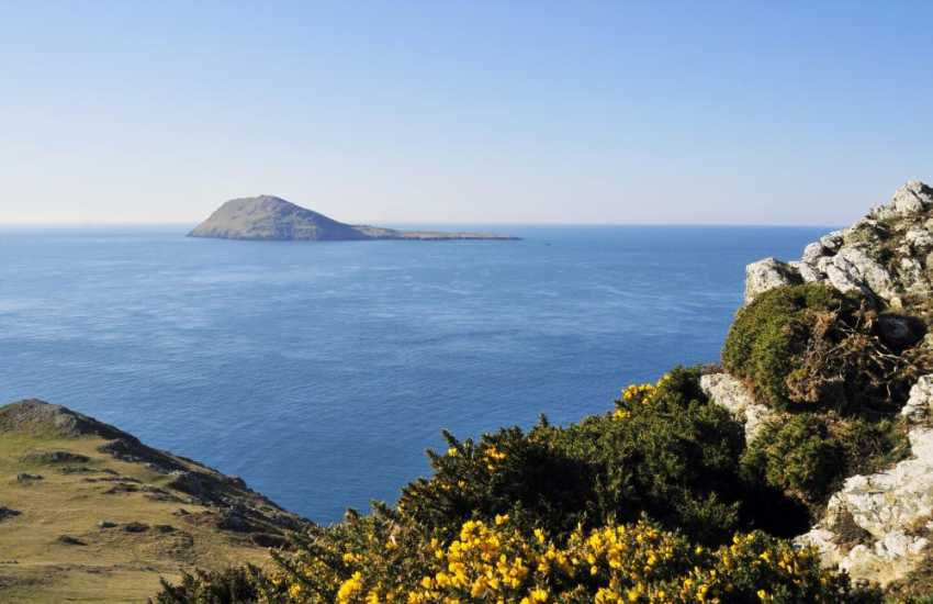 Take an exciting day trip from Aberdaron to Bardsey Island