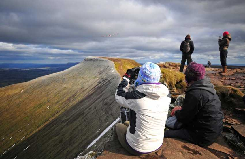 Brecon Beacons National Park & Black Mountains offer Inspirational walking
