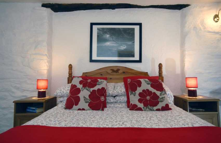 Romantic retreat on the Pembrokeshire Coast Path