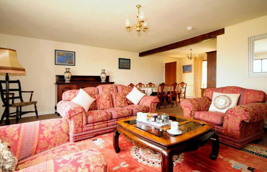 Cadair Idris holiday cottage sleeps 6