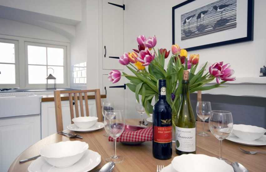 Manorbier cosy holiday cottage