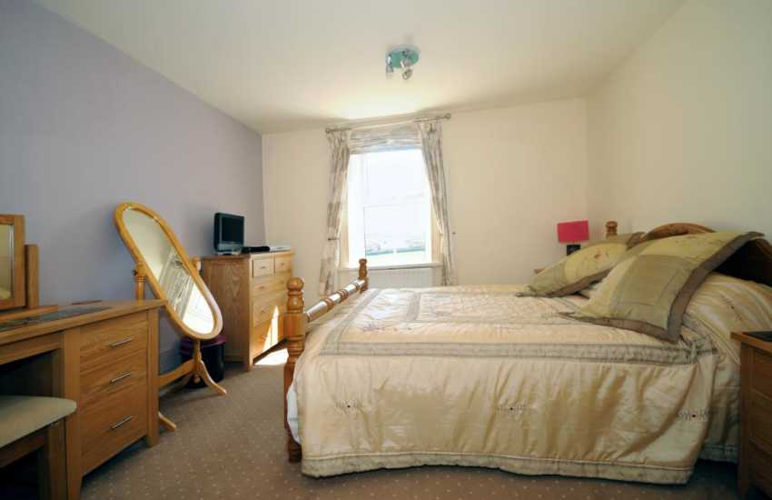 Abersoch holiday house - double bedroom