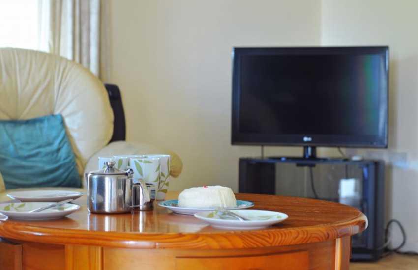 Cadair Idris holiday house - lounge
