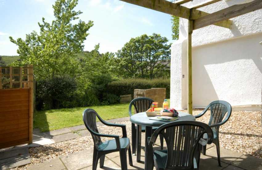 St Davids Peninsula holiday cottage with gardens - dogs welcome