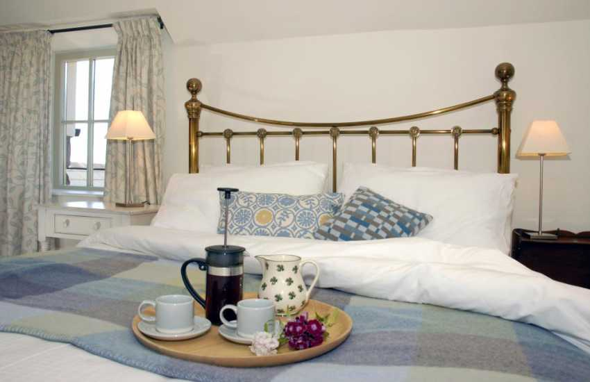 Romantic retreat for two in Pembrokeshire