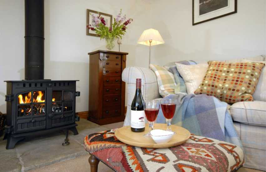 St Davids, a cosy romantic retreat just for two