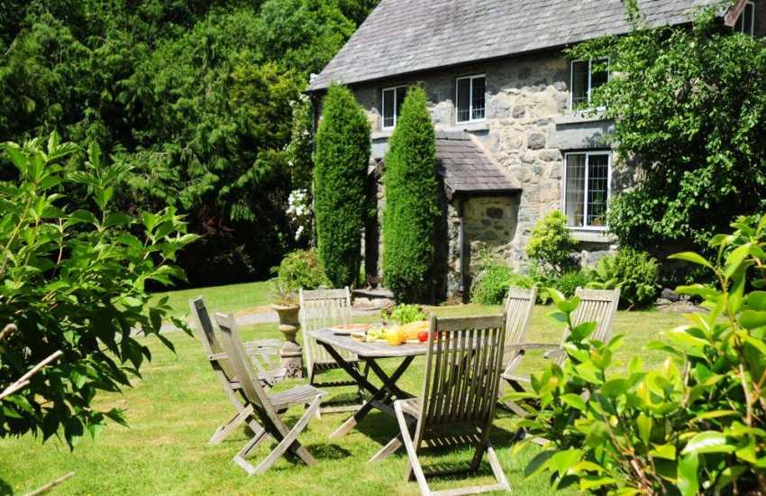 Holiday cottage North Wales Bala