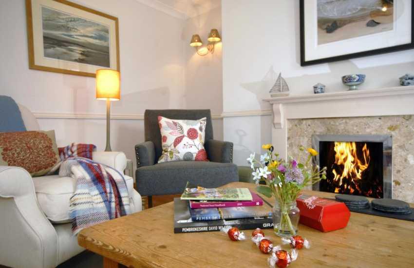 Romantic cottage on the Pembrokeshire Coast Path