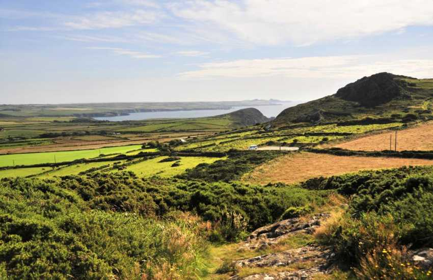 The Preselli Hills or Strumble Head are some of the best prehistoric sites to visit in Pembrokeshire