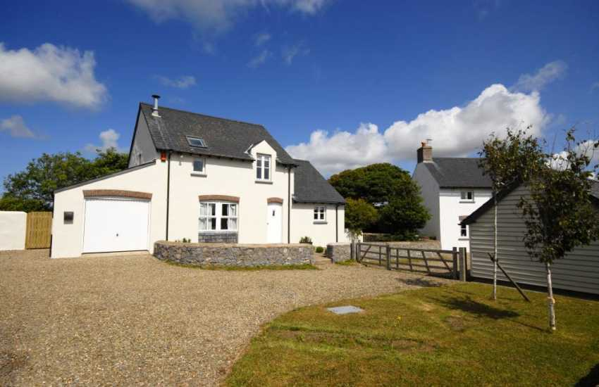 Holiday cottage in Bosherston, South Pembrokeshire