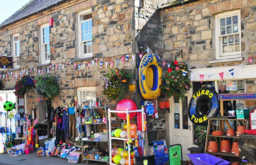 Do visit Newport - a little town of full of interesting shops, cafes, pubs & restaurants and two glorious sandy beaches