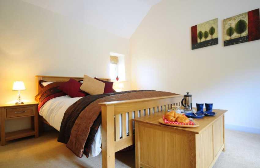Master bedroom en-suite on ground floor