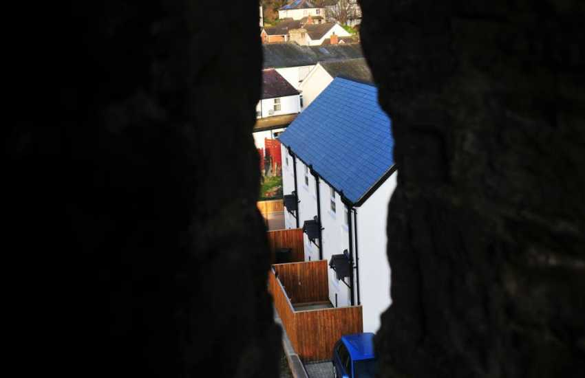 Welsh luxury holiday cottage Conwy - exterior