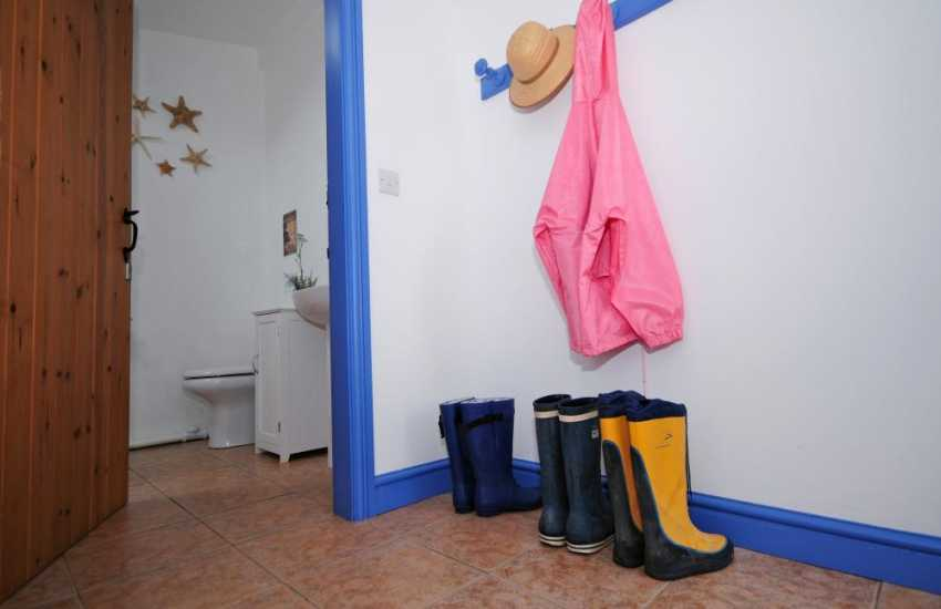 Aberdaron holiday cottage - utility