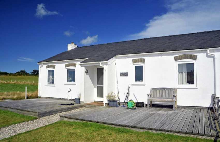 Cottage near beach Lleyn Peninsula
