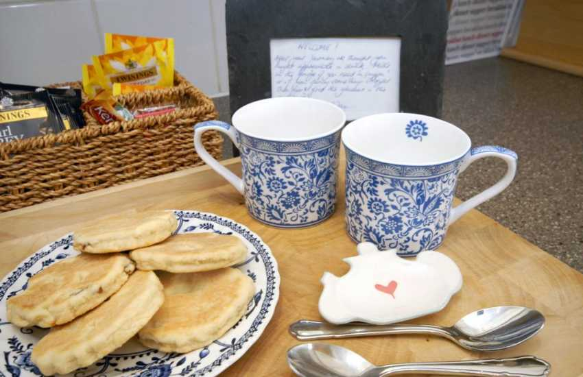 Cosy North Pembrokeshire cottage - Welsh Cakes on arrival!