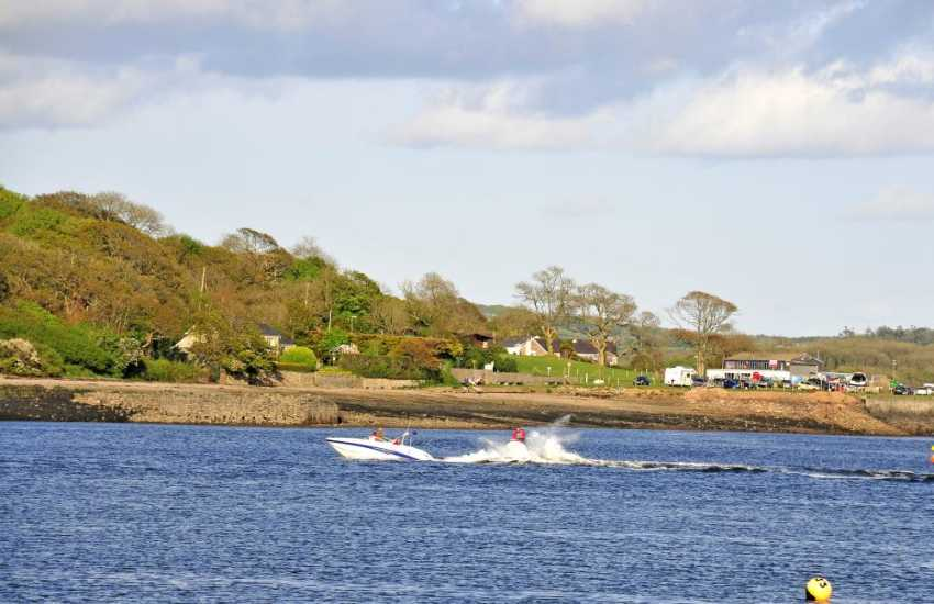 Do explore the Cleddau River's shores, east & west, both within the beautiful Pembrokeshire Coast National Park