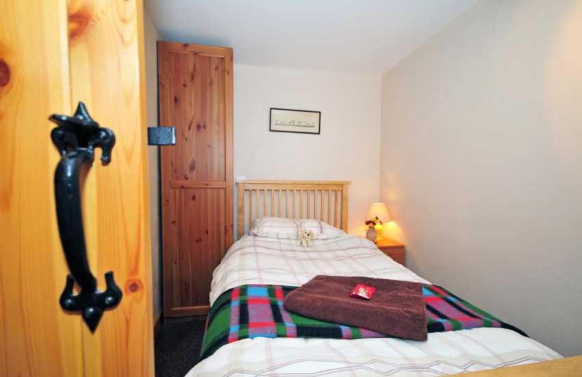Kerry Ridgeway cottage - bedroom on ground floor