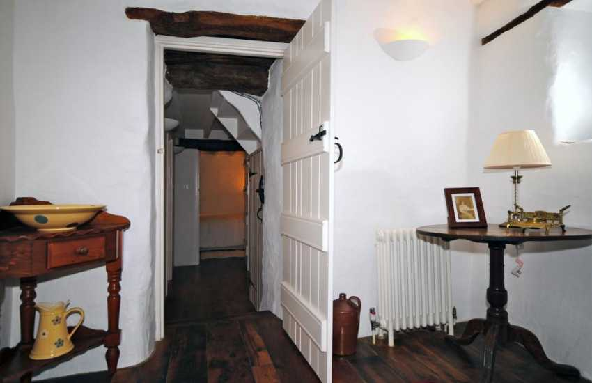 Holiday cottage Llanbedr -  entrance hall