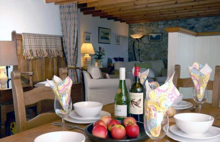Cosy North Pembrokeshire holiday cottage